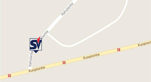 Korjaamo S ja V Varis - Google Maps